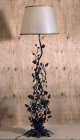 Lampada a stelo 4 luci