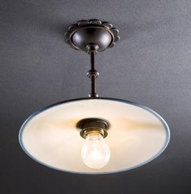 Plafoniera a soffitto 1 luce